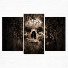 Модульная картина - Bones