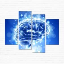 Модульная картина - Brainwork Flare