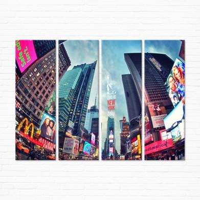 Модульная картина - This is New York