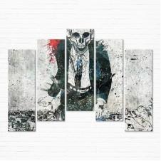 Модульная картина - Remorse the Dead